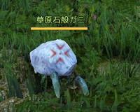 草原石殻ガニ(活性化)