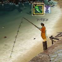 釣り少年アベリン
