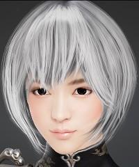 【キャラメイク】髪の色