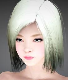髪色指定(「明・並・暗」の例)