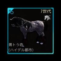 【馬交配#44】子馬
