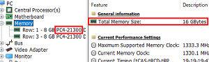 メモリの規格(世代と速度)