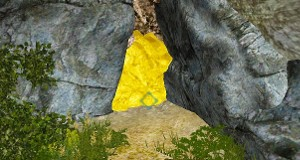 セレンディア西部「渓谷の洞窟」