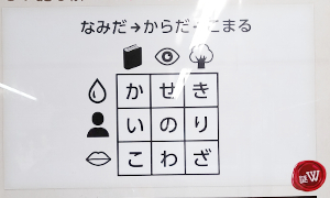 ヤミヤミの事件簿 謎W 問題【研修問題】