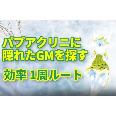 【黒い砂漠】「パプアクリニに隠れたGMを探す」1周ルート GMマリアーノ